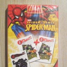 Barajas de cartas: BARAJA SPIDERMAN SPIDER SENSE. Lote 52769109
