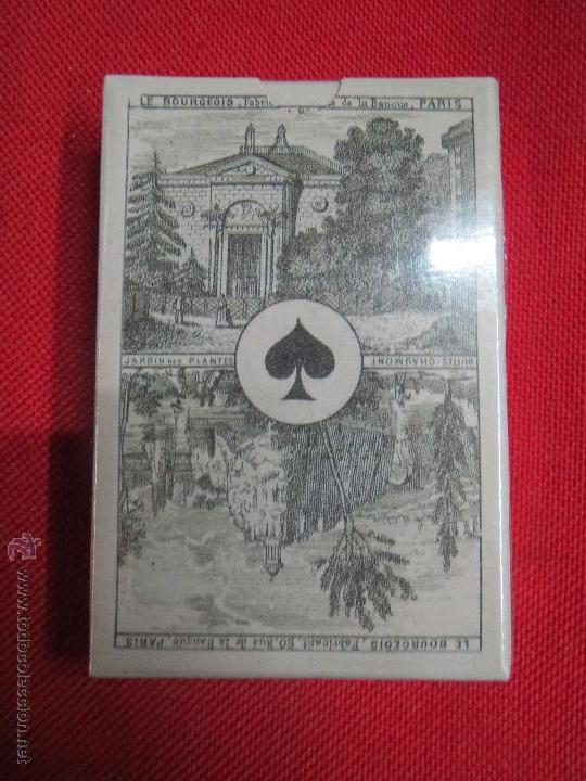 BARAJA IMPERIAL FRANCIA SIGLO XIX PRECINTADA. (Juguetes y Juegos - Cartas y Naipes - Baraja Española)