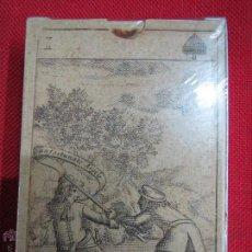 Barajas de cartas: BARAJA REVELION DEMONMOUTH ISLAS BRITANICAS SIGLO XVII PRECINTADA.. Lote 52793267