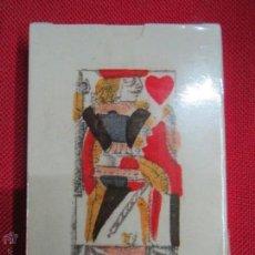 Barajas de cartas: BARAJA PARA PIQUET ISLAS BRITANICAS SIGLO XVIII PRECINTADA.. Lote 52794721