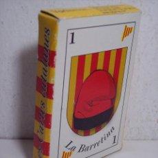 Barajas de cartas: BARAJA DE CARTAS (LES CARTES CATALANES) - NUEVAS (PRECINTADAS). Lote 52995245
