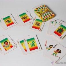Barajas de cartas: BARAJA RASTA MARIJUANA LEGALIZE. Lote 53135588