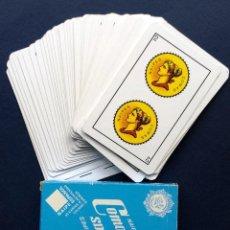 Barajas de cartas: BARAJA ESPAÑOLA NAIPES NAIPE ESPAÑOL COMAS PUBLICIDAD PUBLICITARIA LA CAIXA. Lote 53157488