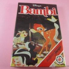Barajas de cartas: (C)-BARAJA-HERACLIO FOURNIER-BAMBY-DISNEY-NUEVA-ANTIGUA-PRECINTADA-VER FOTOS. Lote 53309383