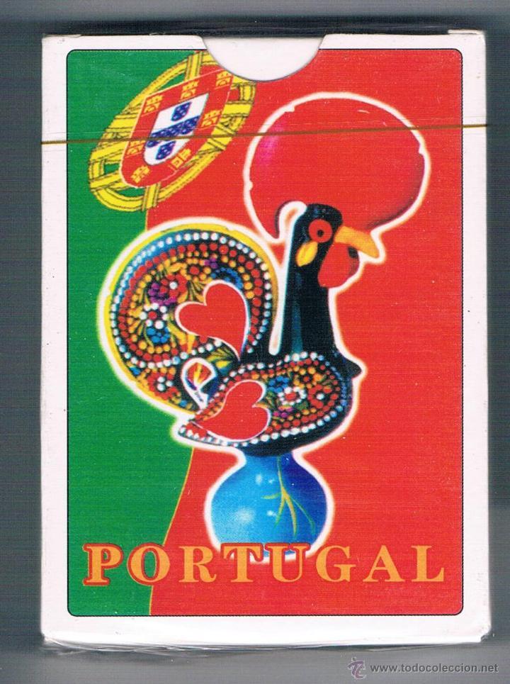 Barajas de cartas: BARAJA CARTAS PORTUGAL FOTOS PAISAJES Y MONUMENTOS 54 CARTAS NUEVA PRECINTADA NAIPES TURISMO - Foto 2 - 53338583