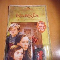 Barajas de cartas: NARNIA. LAS CRONICAS DE NARNIA. JUEGO DE NAIPES INFANTIL DE HERACLIO FOURNIER. NUEVO A ESTRENAR, PRE. Lote 107683550