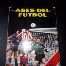 Barajas de cartas: CARTAS FOURNIER ASES DEL FUTBOL 1989 - REPETIDO --- (REF M2ARRBOCAR). Lote 53396292