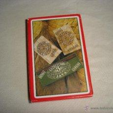 Barajas de cartas: BARAJA CARTAS, HERACLIO FOURNIER - ENTREFINOS CIGARROS. 40 NAIPES. Lote 53497981