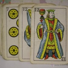 Barajas de cartas: BARAJA CARTAS / NAIPES . Lote 53579083