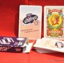 Barajas de cartas: BARAJA CARTAS COMAS PUBLICIDAD DANONE VITALINEA NUEVA SIN USO. Lote 53629764
