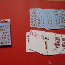 Barajas de cartas: BARAJA POKER. UNIVERSIDAD CAMBRIDGE ¡COMO NUEVA!. Lote 53663903