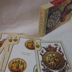 Barajas de cartas: BARAJA DE CARTAS ESPAÑOLA FIESTAS DE BURGOS DE GAMA CON DIBUJOS DE VICENTE S. ALGORA. Lote 53753339