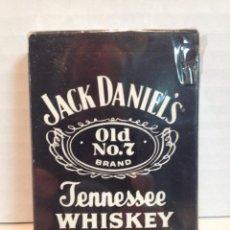 Barajas de cartas: BARAJA DE POKER JACK DANIELS. Lote 53773052