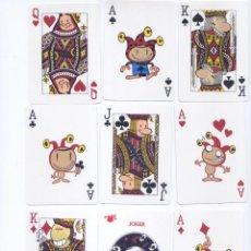 Barajas de cartas: BARAJA POKER REVISTA EL JUEVES. Lote 53774627