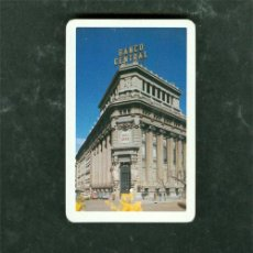 Barajas de cartas: BARAJA ESPAÑOLA CARTAS NAIPES FOURNIER BANCO CENTRAL. Lote 53851430