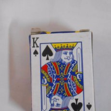 Barajas de cartas: MINI BARAJA DE CARTAS. POKER. TDKC37. Lote 53854002