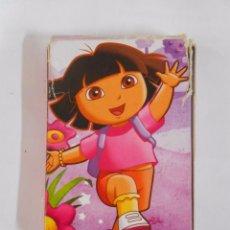 Barajas de cartas: BARAJA DE CARTAS DORA LA EXPLORADORA. 40 CARTAS. TDKC37. Lote 53854408