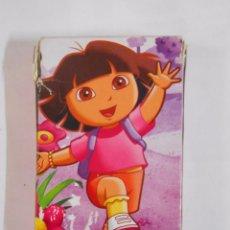 Barajas de cartas: BARAJA DE CARTAS DORA LA EXPLORADORA. FALTA 1 CARTA. FOURNIER. TDKC37. Lote 53854513