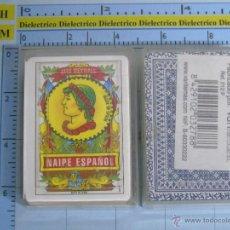 Barajas de cartas: BARAJA DE CARTAS ESPAÑOLA. MAS REYNALS. MINI . Lote 56040163