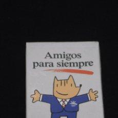 Barajas de cartas: BARAJA INFANTIL COBI , AMIGOS PARA SIEMPRE . HERACLIO FOURNIER DEL AÑO 1988 . PRECINTADA. Lote 86023803
