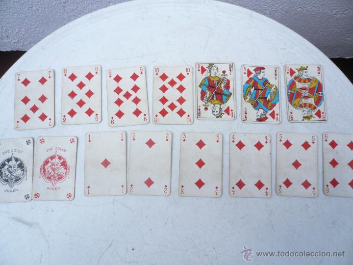 Barajas de cartas: BARAJA FRANCESA B.P. GRIMAUD. ESTUCHE CON DOS BARAJAS - Foto 6 - 53984421