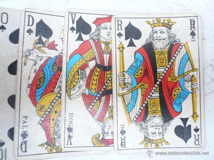 Barajas de cartas: BARAJA FRANCESA B.P. GRIMAUD. ESTUCHE CON DOS BARAJAS - Foto 10 - 53984421