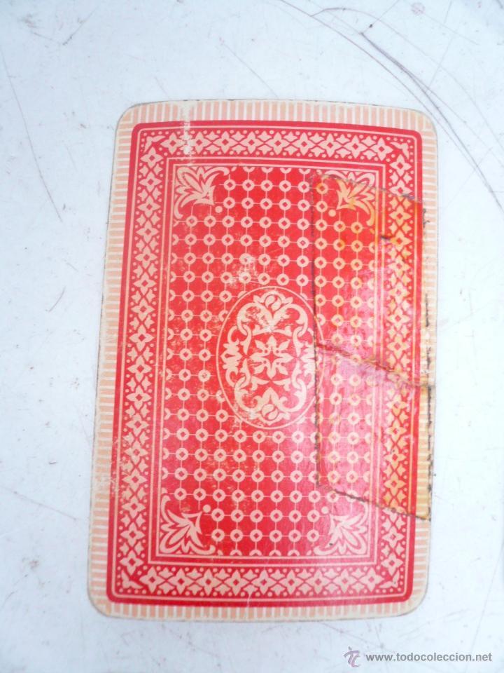 Barajas de cartas: BARAJA FRANCESA B.P. GRIMAUD. ESTUCHE CON DOS BARAJAS - Foto 12 - 53984421
