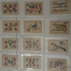 Barajas de cartas: ANTIGUA BARAJA INFANTIL. Lote 54042530