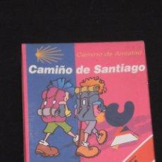 Barajas de cartas: BARAJA INFANTIL , CAMIÑO DE SANTIAGO ( CAMINO DE AMISTAD ) HERACIO FOURNIER , AÑO 1993 . PRECINTADA. Lote 54164020