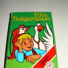 Barajas de cartas: BARAJA CARTAS NILS HOLGERSSON. FOURNIER. AÑOS 80. NUEVA. Lote 54209981