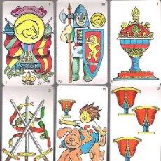 Barajas de cartas: BARAJA NUEVO HORIZONTE - AMOR - DE VIDAL GIMENEZ , 40 CARTAS, SIN ESTRENAR.. Lote 203432011