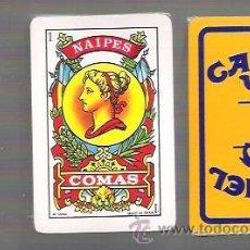 Barajas de cartas: BARAJA ESPAÑOLA, 40 CARTAS, 5 X 7,8 CM. PUBLICIDAD CAMEL, AÑO 1992, TABACO. PRECINTADA.. Lote 54296965