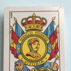 Barajas de cartas: BARAJA HERACLIO FOURNIER Nº 55. Lote 54348599