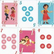 Barajas de cartas: BARAJA ESPAÑOLA- POKER HEIDI. Lote 70580603