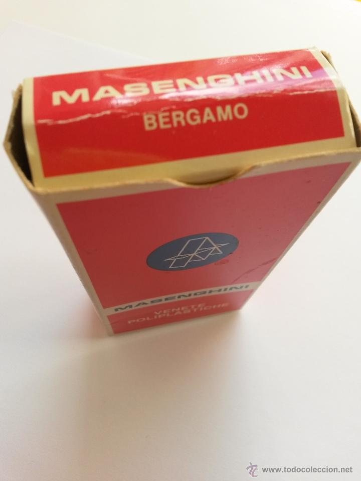 Barajas de cartas: Baraja italiana ,masenghini bergamo ,vanete n. 16 - Foto 4 - 54422962