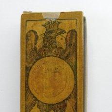 Barajas de cartas: BARAJA ITALIANA ,PARA PIACENTINA SIGLO XIX, 1884. Lote 54423046