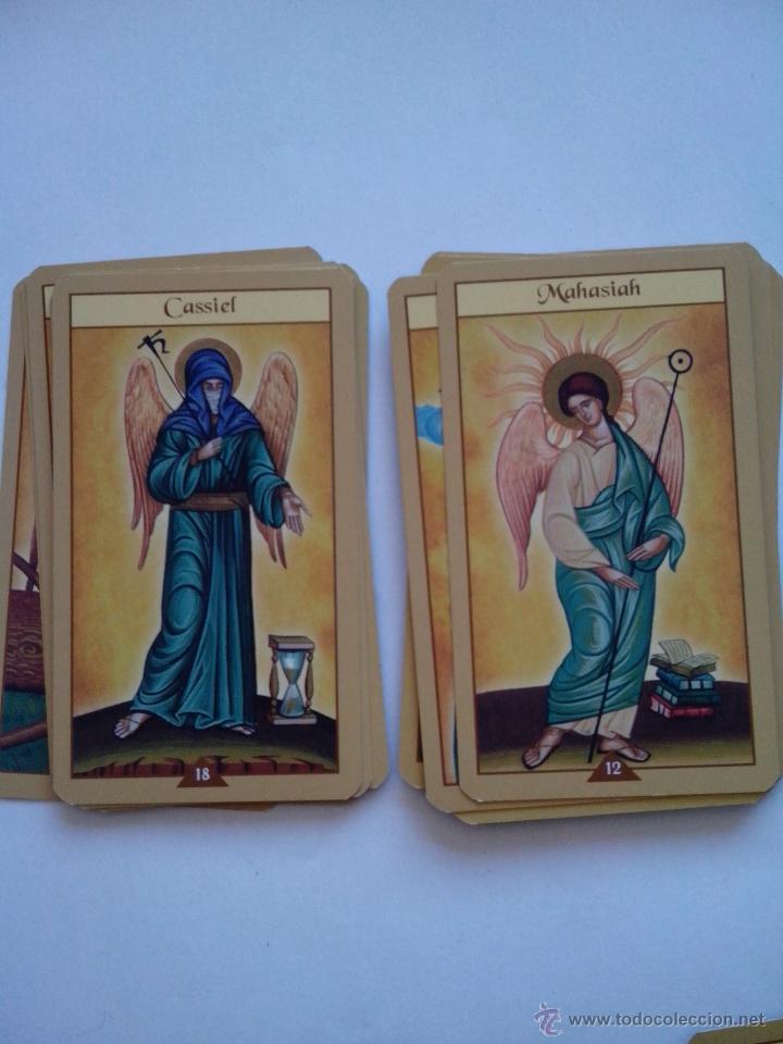 Barajas de cartas: Cartas del Tarot Oráculo de los Ángeles - Foto 4 - 54466791