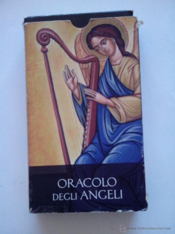 Barajas de cartas: Cartas del Tarot Oráculo de los Ángeles - Foto 6 - 54466791