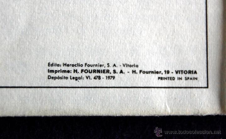 Barajas de cartas: BARAJA TAROT FOURNIER. NUEVO JUEGO. DEDICADO A LA REGION ALPINA. PRECINTADO. 1977. CAJA ORIGINAL - Foto 6 - 54532666