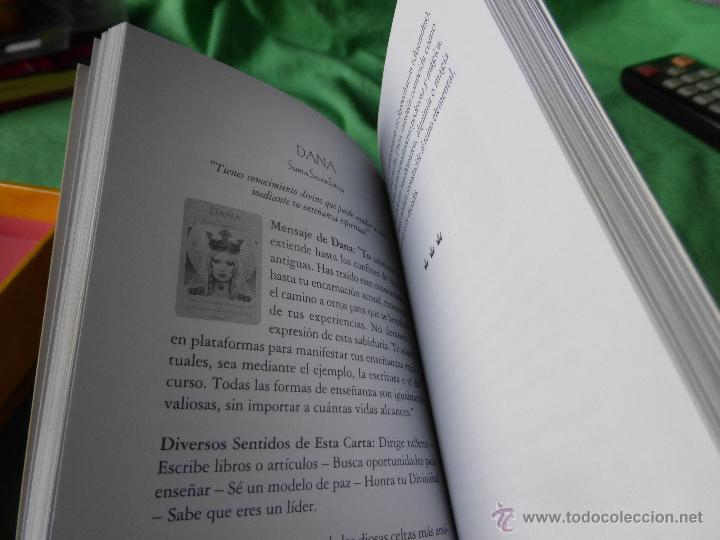 Barajas de cartas: Las cartas del Oráculo de las Diosas. Libro + Cartas-Dra. Doreen Virtue - 44 CARTAS CON LIBRO GUÍA. - Foto 5 - 54549361