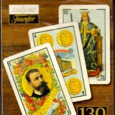 Barajas de cartas: BARAJA ESPAÑOLA FOURNIER MODELO 1889 - NUEVA PRECINTADA. Lote 54592222