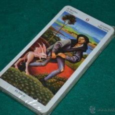 Barajas de cartas: BARAJA DE COLECCIÓN EL ARTE DEL TAROT. Lote 54603906