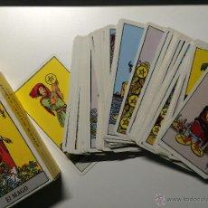 Barajas de cartas: RIDER WAITE TAROT. Lote 54622160