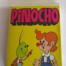 Jeux de cartes: BARAJA DE CARTAS PINOCHO, 31 CARTAS, DE NAIPES COMAS. CC. Lote 54624262