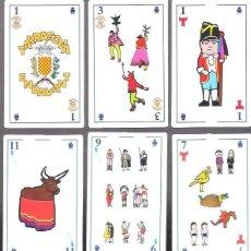 Barajas de cartas: BARAJA TARRAGONA ENDAVANT, JOC (JUEGO) DE CARTES DEL SEGUICI POPULAR, 50 NAIPES , NOU DIARI, 1993. Lote 58973620