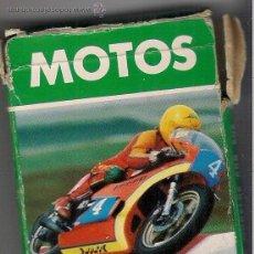 Mazzi di carte: MOTOS DE CARRERA. Lote 54658511