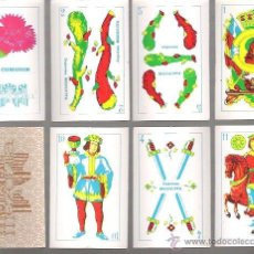 Barajas de cartas: BARAJA JUGUETES MEZQUITA, DE 1982, 48 CARTAS + 2 COMODINES, SIN ESTRENAR.. Lote 55816787