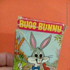 Barajas de cartas: BARAJA CARTAS BUGS BUNNY. Lote 54693266