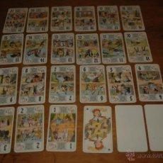 Barajas de cartas - ANTIGUA BARAJA ,CARTAS DEL TAROT ADIVINACION OCULTISMO ESOTERISMO COMPLETA VER FOTOS - 54746320