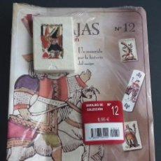 Baralhos de cartas: BARAJAS DE COLECCIÓN Nº 12: EDICIONES DEL PRADO, AÑO 2004. EN BLISTER ORIGINAL. Lote 54808168